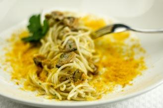 Spaghetto vongole