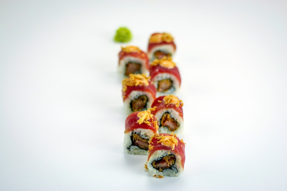 Sushi tonno